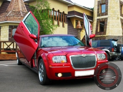 Chrysler 300C 8 мест