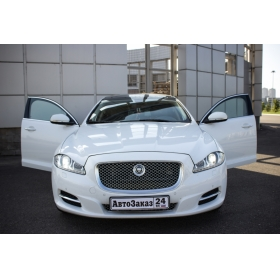 Jaguar XJ Long