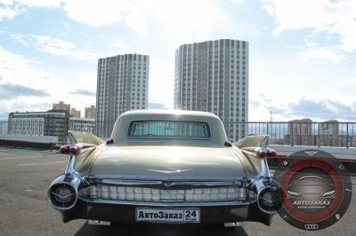 Cadillac Fleetwood 1959 год