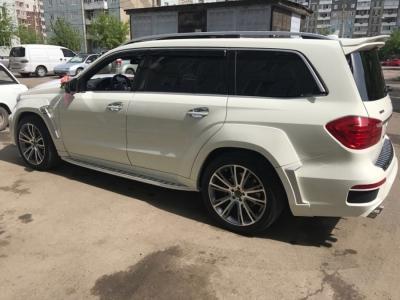 Mercedes-benz GL Brabus