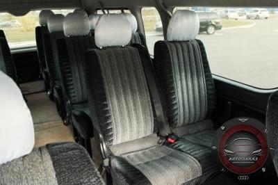 Toyota Hiace 11 мест
