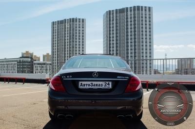 Mercedes-benz CL63 AMG