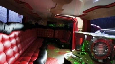 Hummer H2 16 мест