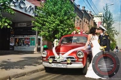 ГАЗ М20 «Победа» 1948 год