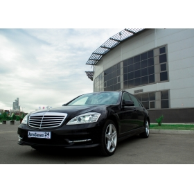 Mercedes-benz W221 S500 LONG