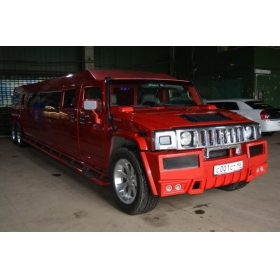 Hummer Red Dragon 20 мест