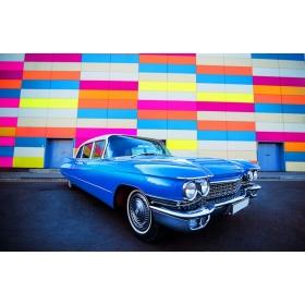 Cadillac Fleetwood 1968 год